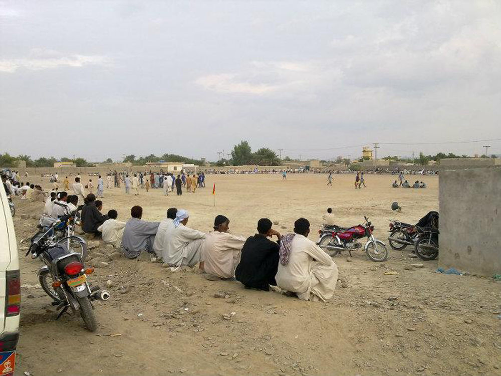 Football Ground Turbat_Balochistan_Pakistan