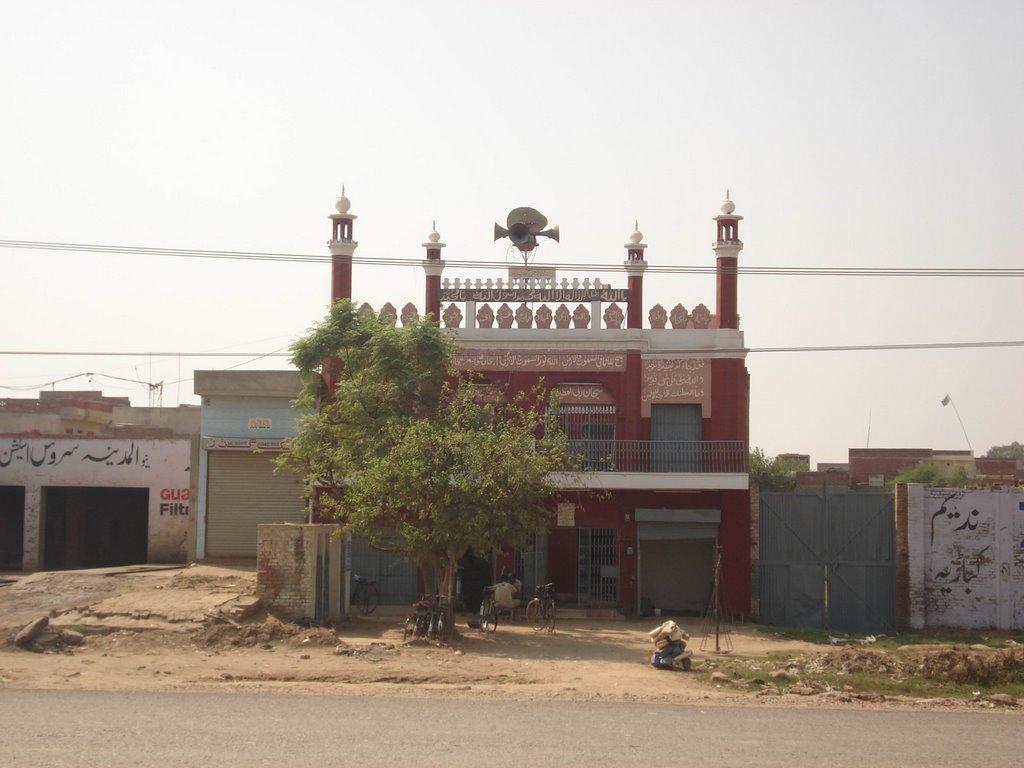 Lal Masjid Muridke