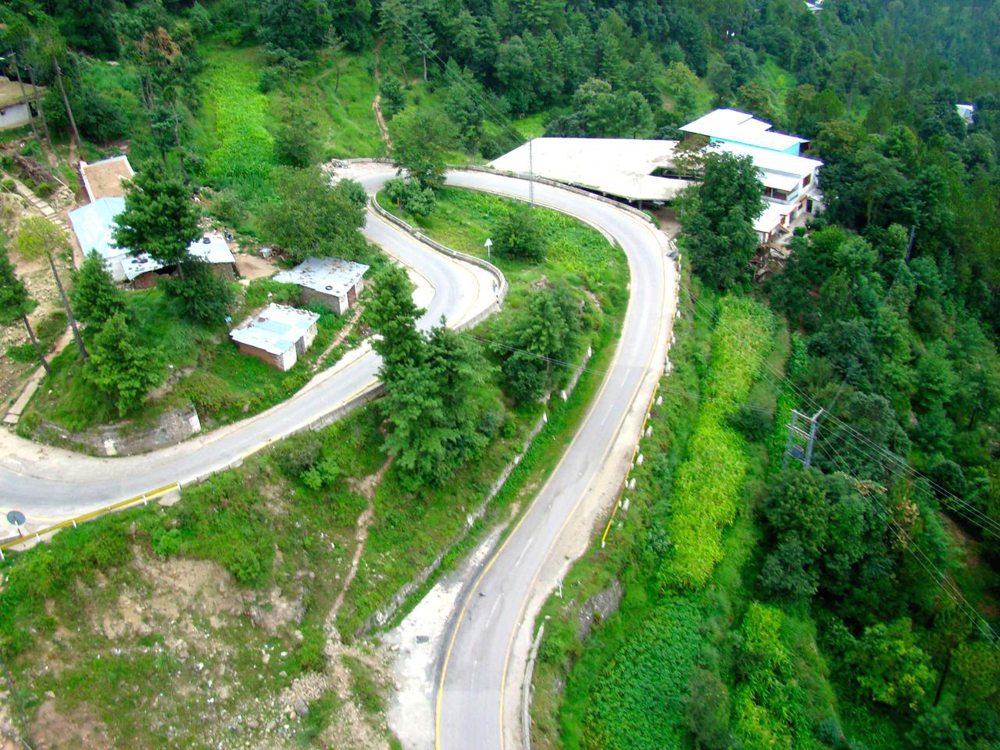 The Murree Galiyat