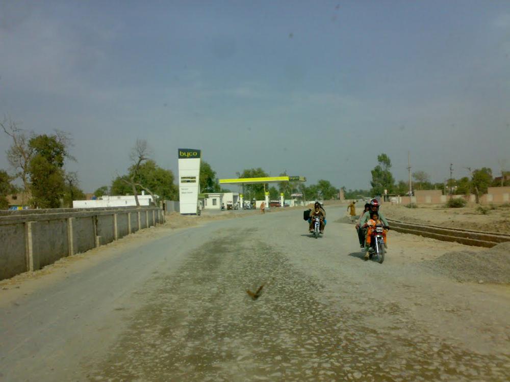 chowk Arifwala_Punjab_Pakistan