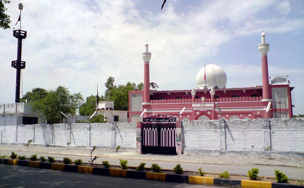 Imam Bargah Wah Cantt