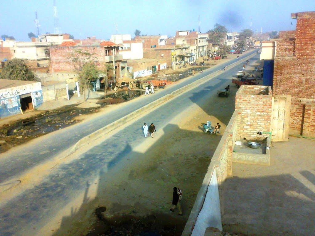 Road Qila Didar Singh.