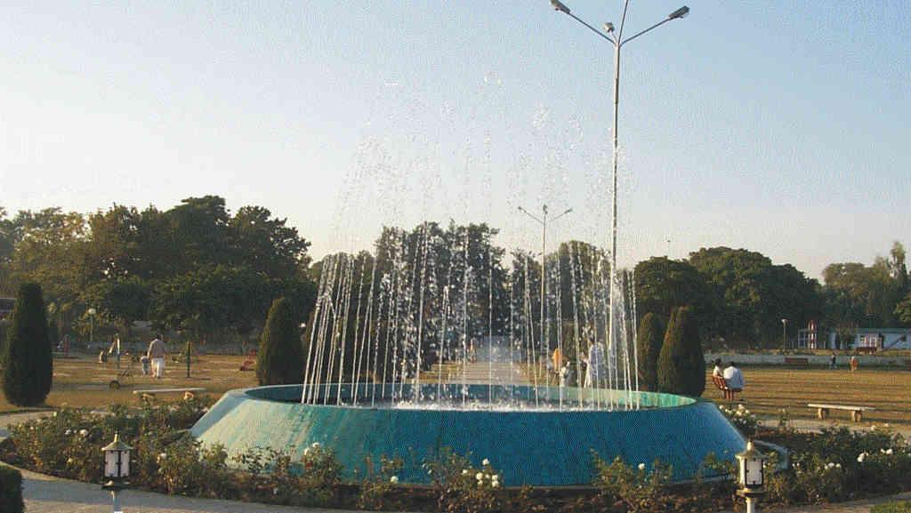 Sher Shah Park Wah Cantt