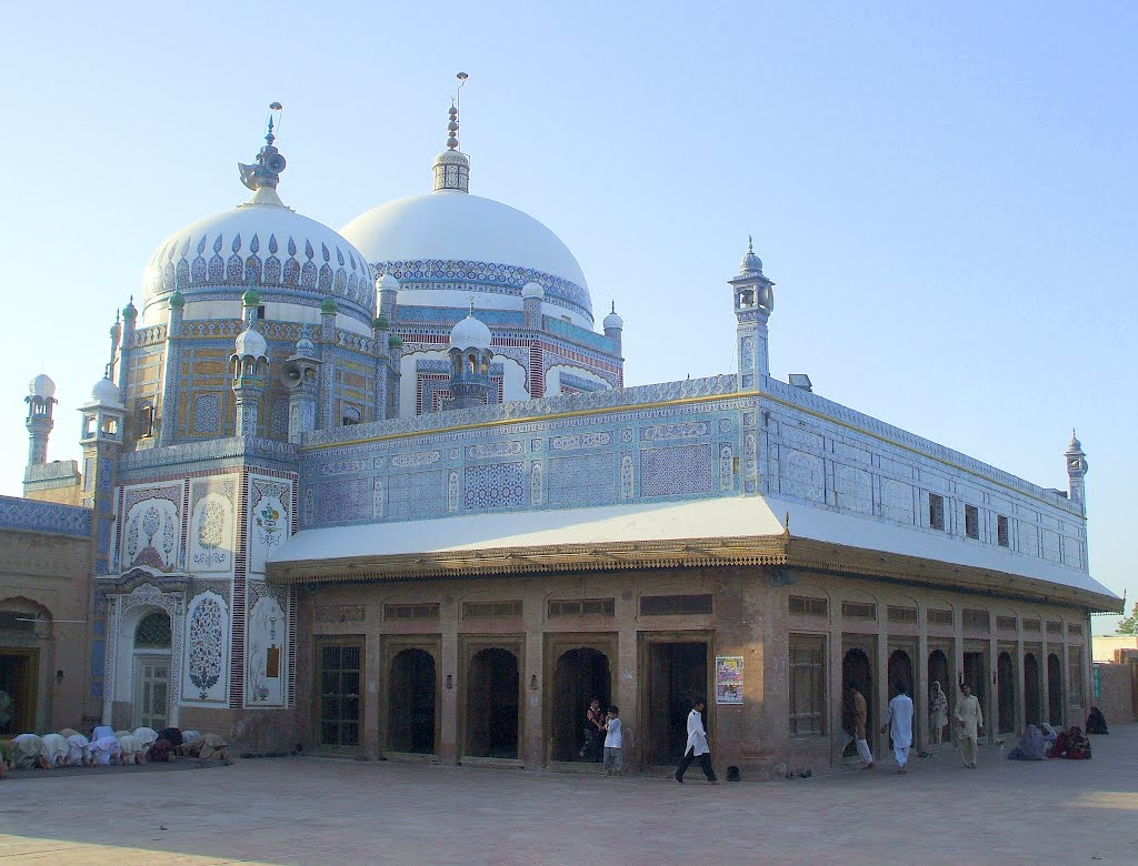 Shrine of Khawaja Ghulam Farid