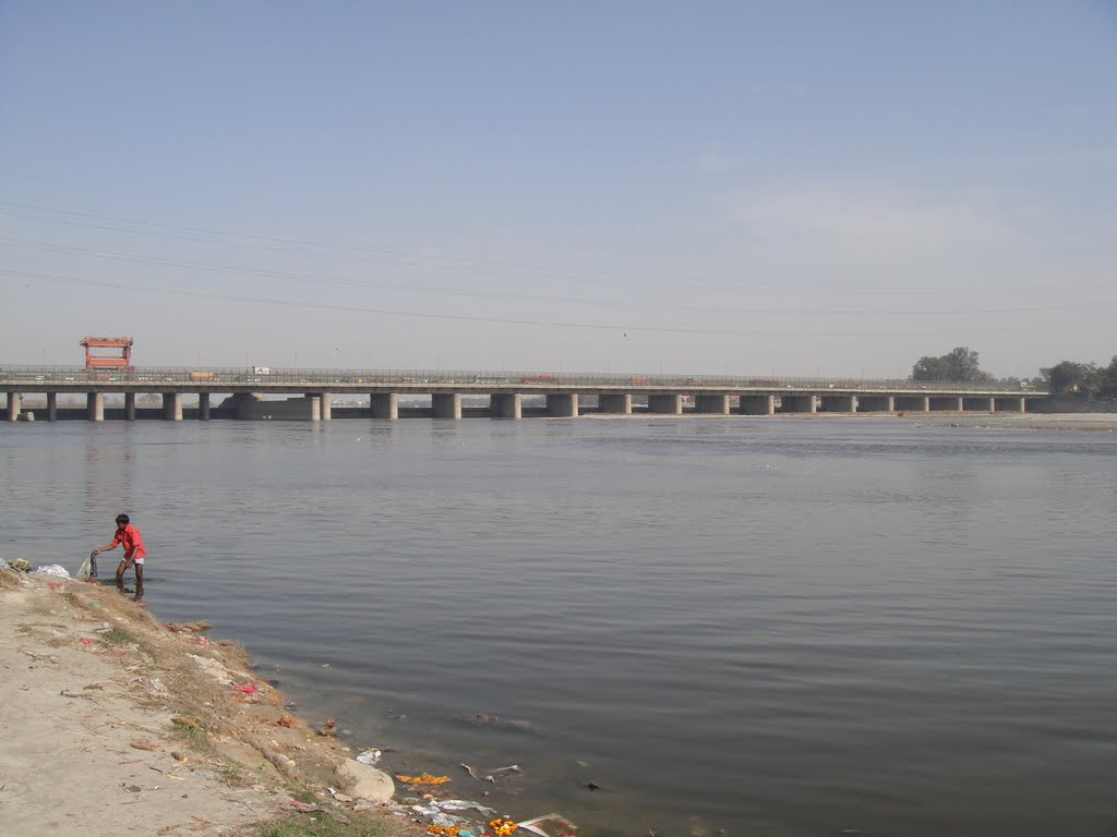 Wazirabad Yamuna Bridge