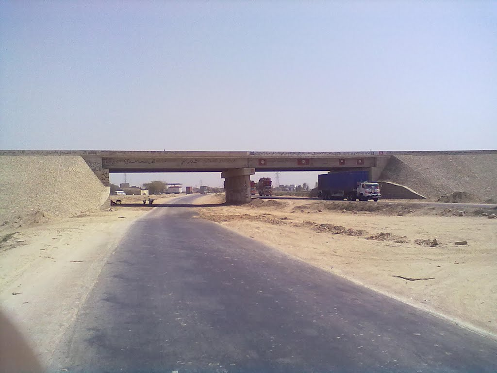 motorway bypass sakrand