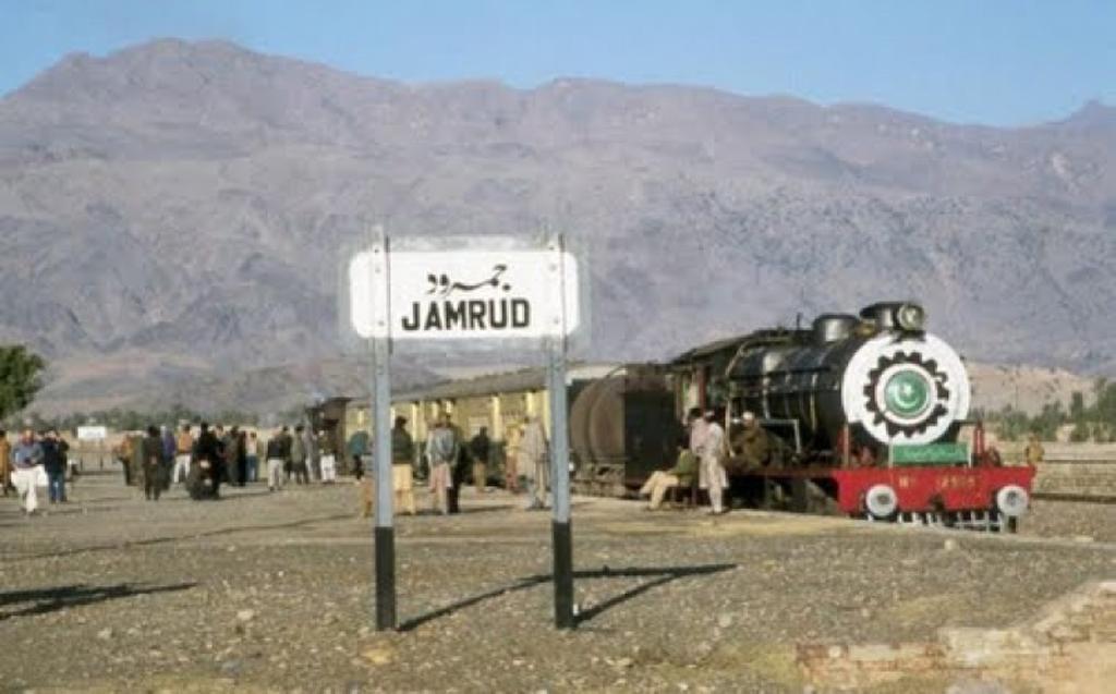 Jamrud Fort in Pakistan Jamrud Junction Jamrud Fort