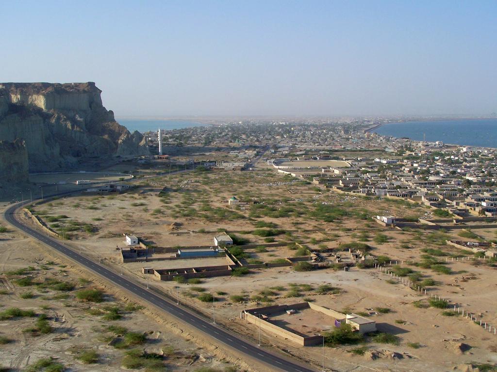 Gwadar-City