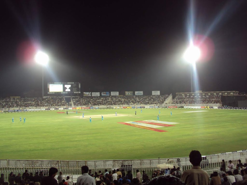 Pindi cricket stadium