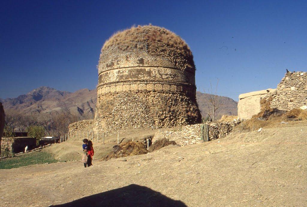 Shingardar Stupa, 1996.