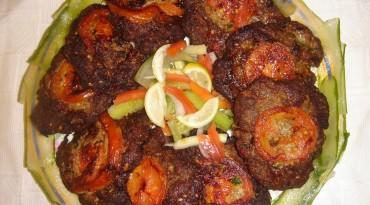 Chappal Kabab