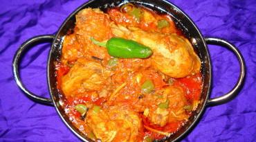 Punjabi Chicken Karahi